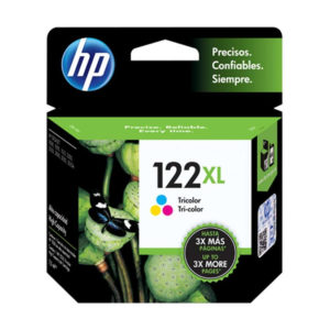 CARTUCHO HP #122 XL Color