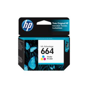 CARTUCHO HP # 664 Color