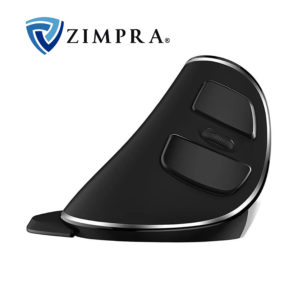 MOUSE ZIMPRA M618PLUS VERTICAL INALAMBRICO
