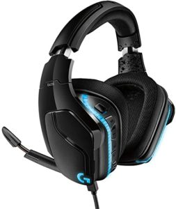 AUDIFONOS LOGITECH G635 SURROUND SOUND LIGHTSYNC PARA JUEGOS