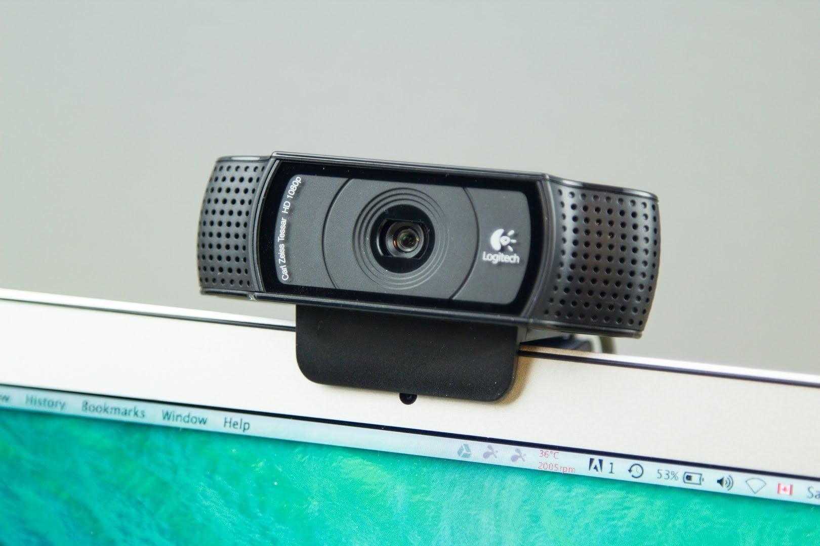 webcam-c920