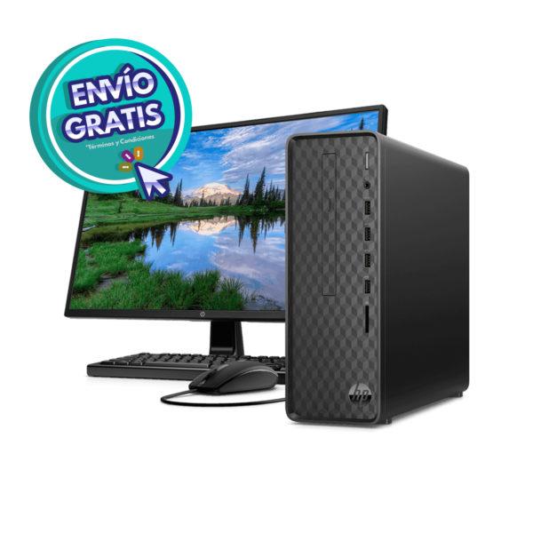 Computador HP Slim S01-pF1008bla