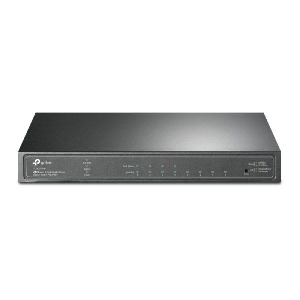 Switch TP Link Administrable Gigabit Poe De 8 Puertos Rj45